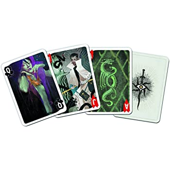 Inquisition Playing Cards Dark Horse Deluxe Dragon Age