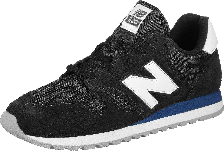 New Balance 520 Trainers Black