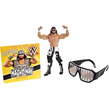 WWE Macho Man Ultimate Fan Pack Action Figures