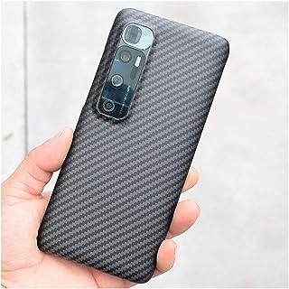 phone case Lyxigt Märke Tunt Ljus Kolfiberfodral Passform Fit For Xiaomi MI 10 Ultra 10T Fit For RedMi K30 K20 POCO F2 PRO...