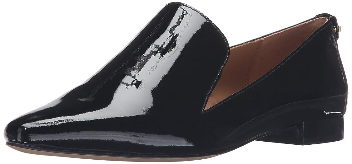 固める力強いカテナ[Calvin Klein] レディースElin Pointed Toe Flat カラー: ブラック