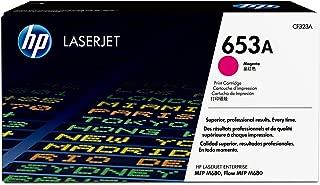 HP 653A | CF323A | Toner Cartridge | Magenta
