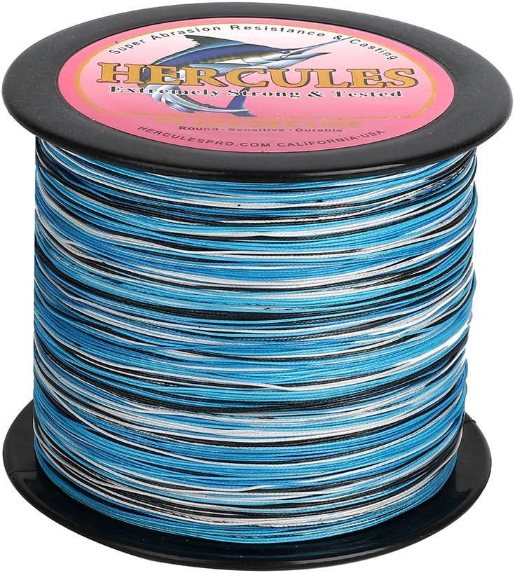 HERCULES Classic for Her Cost-Effective Regular discount Super Braid 1000M 4 Strands Cast