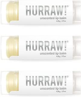 Best hurraw unscented lip balm Reviews