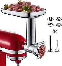 Best kitchenaid blender meat grinder Reviews