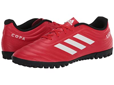 adidas Copa 20.4 TF (Active Red/Footwear White/Core Black) Men