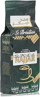 Najjar Brazilian Coffee with Cardamom - 250 gm