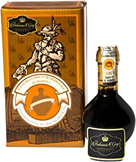 Balsamic Vinegar of Modena Traditional 25 year old DOP certified. Aceto Balsamico Tradizionale Extra Vecchio from Villa Ronzan The Balsamic Guy. On Sale Now.