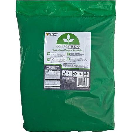 The Andersons Biochar DG Organic Soil Builder 10 lbs.