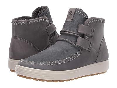 ECCO Soft 7 Tred Ankle Boot (Titanium/Titanium) Women