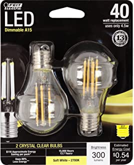 FEIT ELECTRIC BPETC40//950CA//FIL BPETC40950CAFIL//2//RP performance led product specific