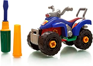 E SELECT Take-A-Part Toy ATV, Screwdrivers Tools