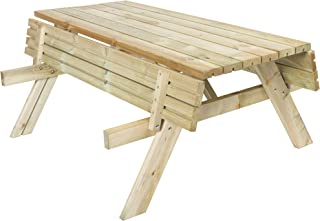Amazonfr Table Banc Pliable