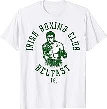 Irish Boxing Club Belfast Graphic T-Shirt