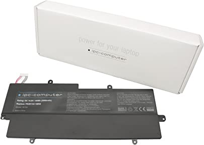 IPC-Computer Akku 44Wh PA5013U-1BRS Replace f r Toshiba Portege Z830 Z930 Satellite Z830 Z930 Schätzpreis : 66,00 €