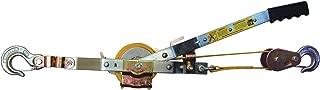 Maasdam Pow'R Pull WS-2 2 Ton Capacity Web Strap Pull'R with 12' of Web Strap