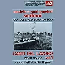 musica siciliana popolare