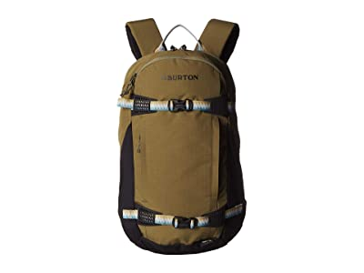 Burton Dayhiker 25L (Martini Olive Triple Ripstop) Day Pack Bags