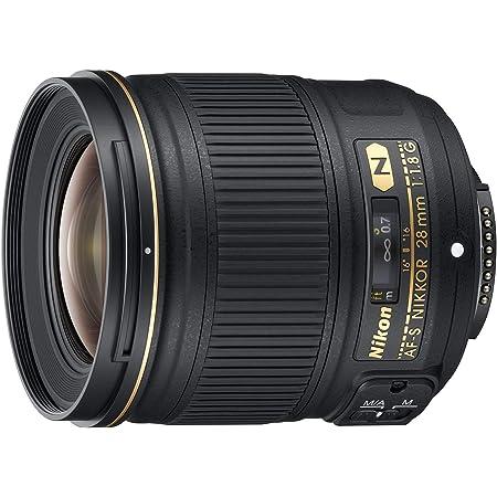 Nikon 単焦点レンズ AF-S NIKKOR 28mm f/1.8G フルサイズ対応