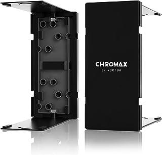Noctua NA-HC8 chromax.Black, Habillage pour Ventirad, pour NH-U12A (Noir)