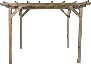 Amazon.es: madera para pergolas