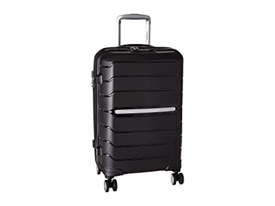 Samsonite Freeform 21 Spinner (Black) Luggage