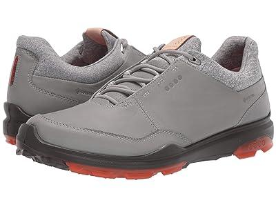 ECCO Golf Biom Hybrid 3 GTX (Wild Dove/Fire) Men