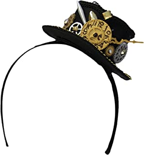 steampunk womens hats