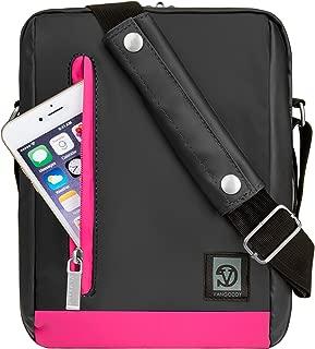 9 9.7 10 Inch Tablet Shoulder Bag Messenger Bag iPad Carrying Case Hand Bag Briefcase Waterproof Vinyl Laptop Bag for Mem/WomenWork/Travel/iPad