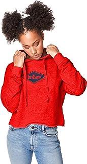 Lee Cooper Women's Diamond Logo Hoodie Sweater