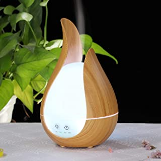 Essential Oil Diffuser, 5 in 1 Ultrasonic Aromatherapy Fragrant Oil Vaporizer Humidifier, Timer and Auto-Off Safety Switch...