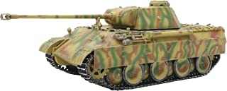 Dragon Models Panther Ausf.D Late Production 1./Pz.Rgt.24, France 1944 Vehicle (1/72 Scale)