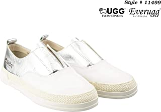 Ever UGG Kids Breathe Soft Leather Shoes #11499
