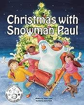 Christmas with Snowman Paul (Volume 8)
