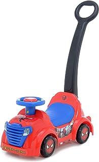 Prinsel Ride On Derby Spiderman
