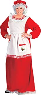 plus size mrs santa suit