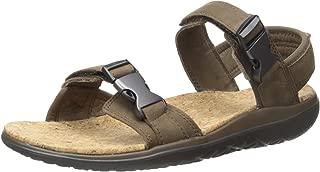 Teva Men's Terra-Float Universal Lux Leather Sandal