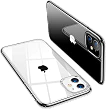 TORRAS Compatible with iPhone 11 Case, Crystal Clear iPhone 11 Cases, [Anti-Yellowing] Ultra Thin Slim Fit Shockproof Flex...