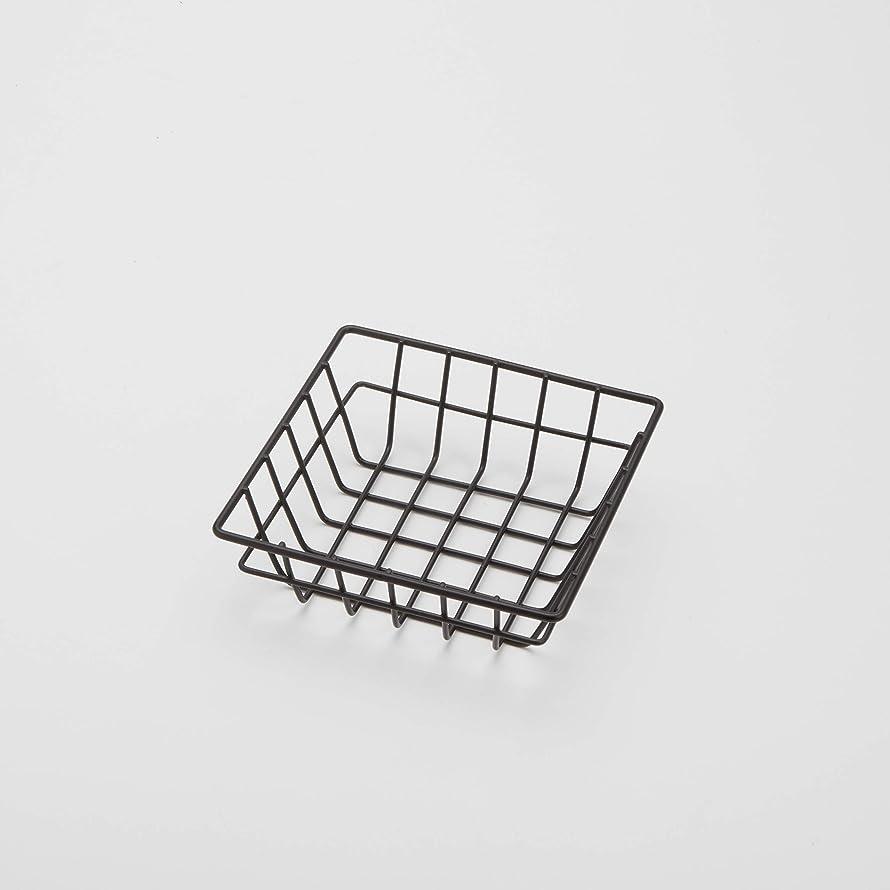 American Metalcraft SQGB6 Square Wire Grid Basket, Black, 6-Inches xgiwxar4397052