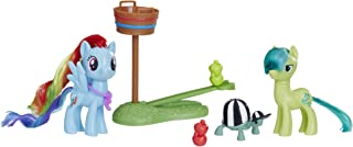 My Little Pony Rainbow Dash & Sandbar Teamwork Lesson