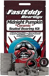 Tamiya Midnight Pumpkin 1/12th Ceramic Rubber Sealed Ball Bearing Kit for RC Cars