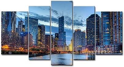 Wonderful Wall Picture Canvas Art Print City 15F0234220 Berlin City//