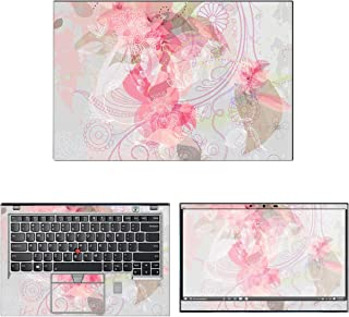 Decalrus - Protective Decal Skin Sticker for Lenovo ThinkPad X1 Carbon (5th Gen.) (14