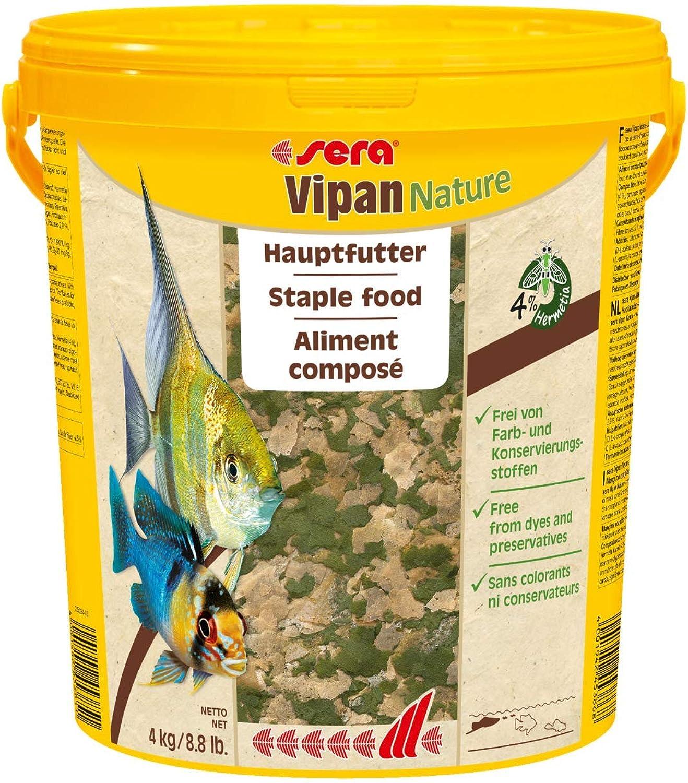 Sera Vipan Nature, normal flakes, Pack of