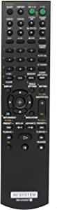 RM-AAU027 Replaced Remote fit for Sony Home Theatre System RM-AAU021 HTSS2300/C STRDG520 HT7200DH HT-DDW5500 STR-KM5500 TA-KMSW500 SS-MSP7500 SS-CNP7500 SS-SRP7500 SS-WP7500