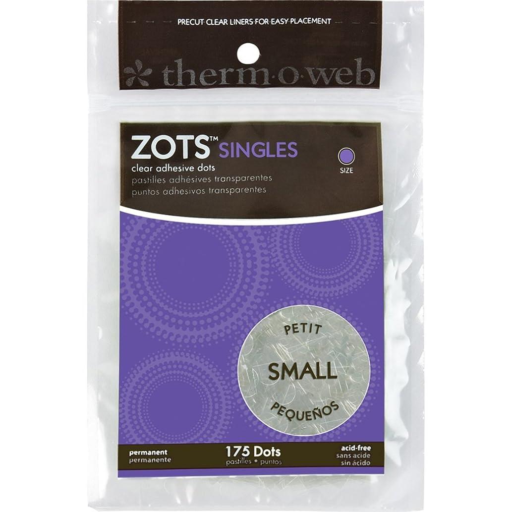 Therm O Web Zots Singles, Small
