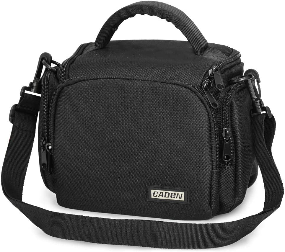 CADeN Brand new Compact Shipping included Camera Shoulder Crossbody for Case Compatible Bag