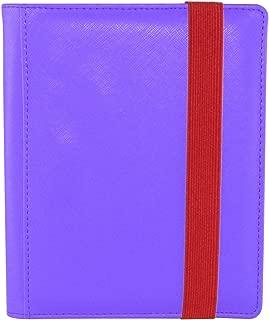 Dex Protection 4-pocket Binder - Purple