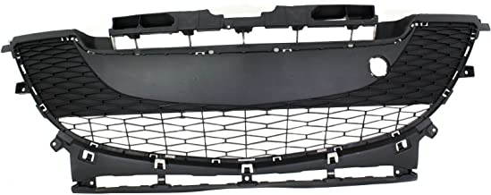 OE Replacement Mazda Mazda3 Front Bumper Grille (Partslink Number MA1036112)
