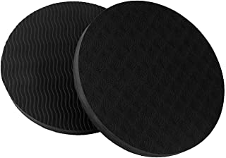 GoYonder Eco Yoga Workout Knee Pad Cushion (Pack of 2)